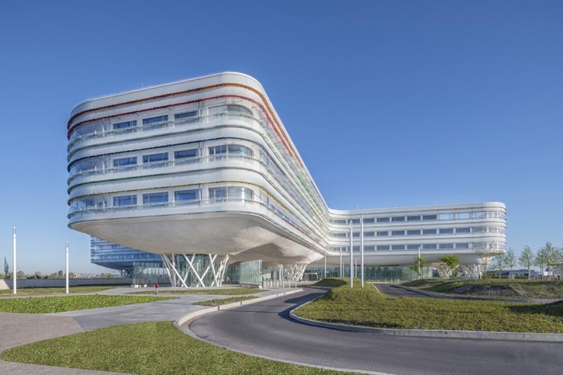 proyecto knokke hospital