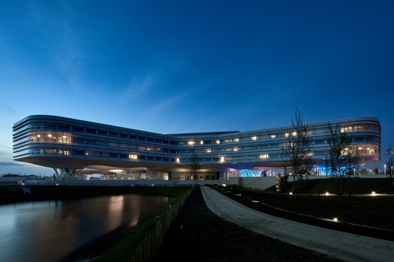knokke hospital noche