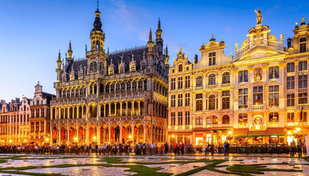 La grand place Brussel