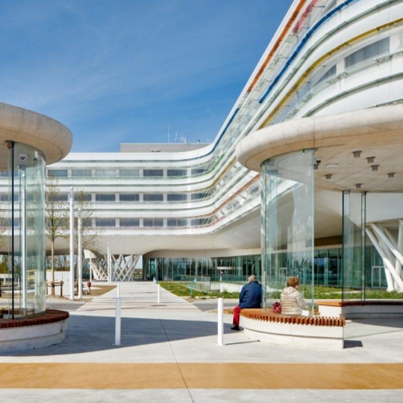 proyecto arquitectura hospital